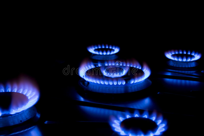 Methane gas royalty free stock photography