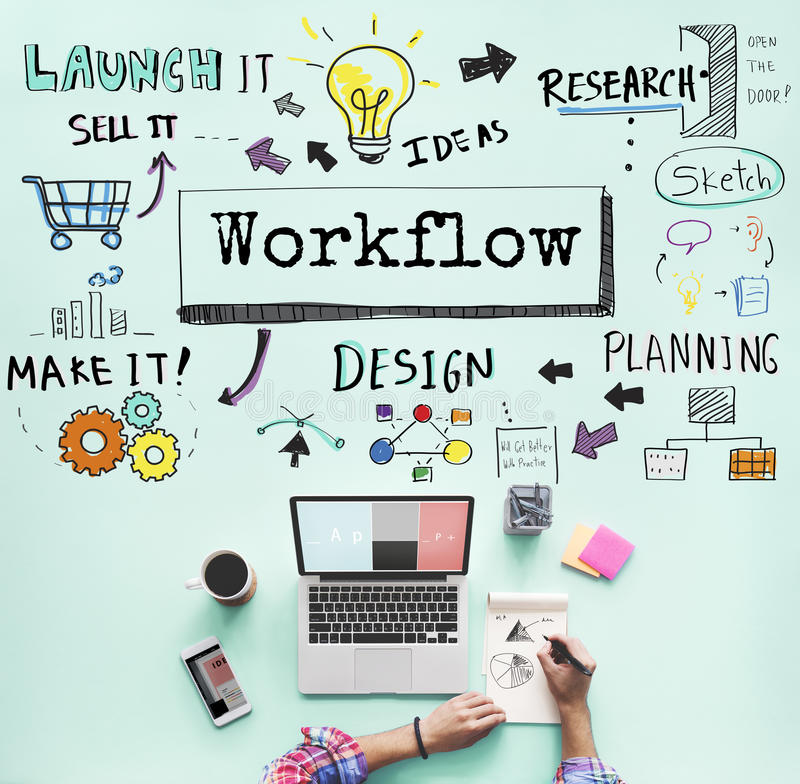 Method Strategy Business Workflow Progress Concept stock photos