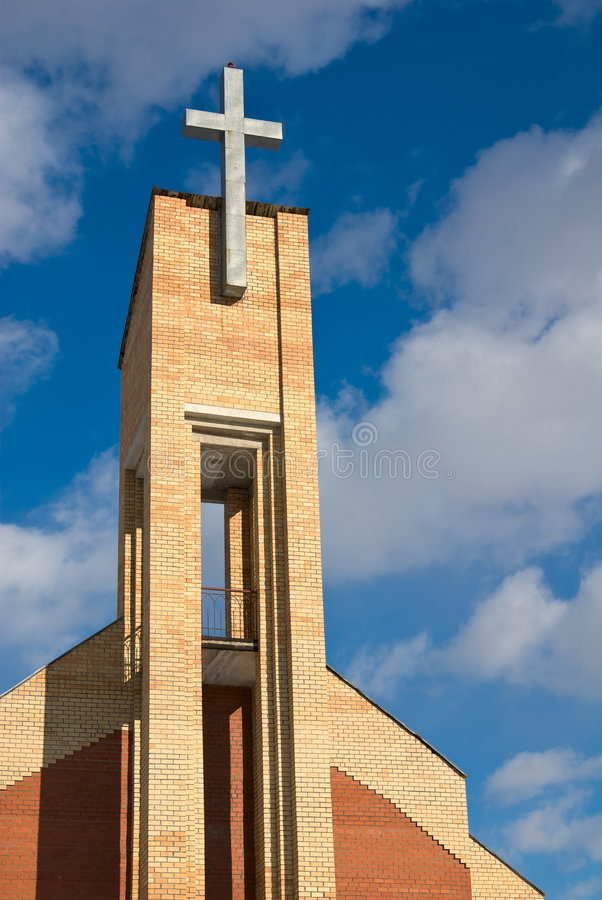Download Methodist church stock photo. Image of clouds, afterlife - 4683614