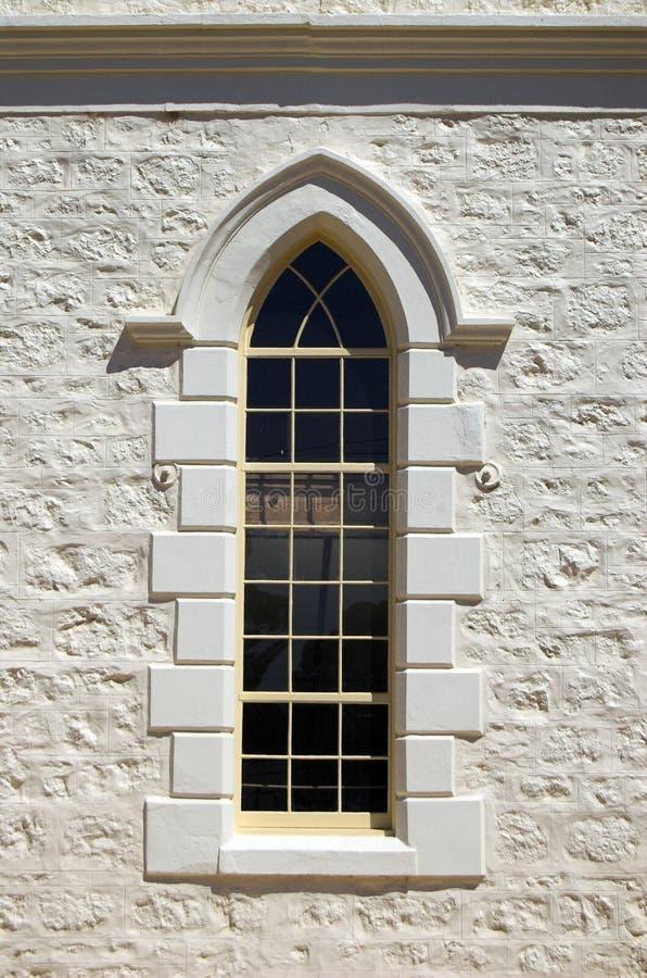Methodist Venster stock afbeelding