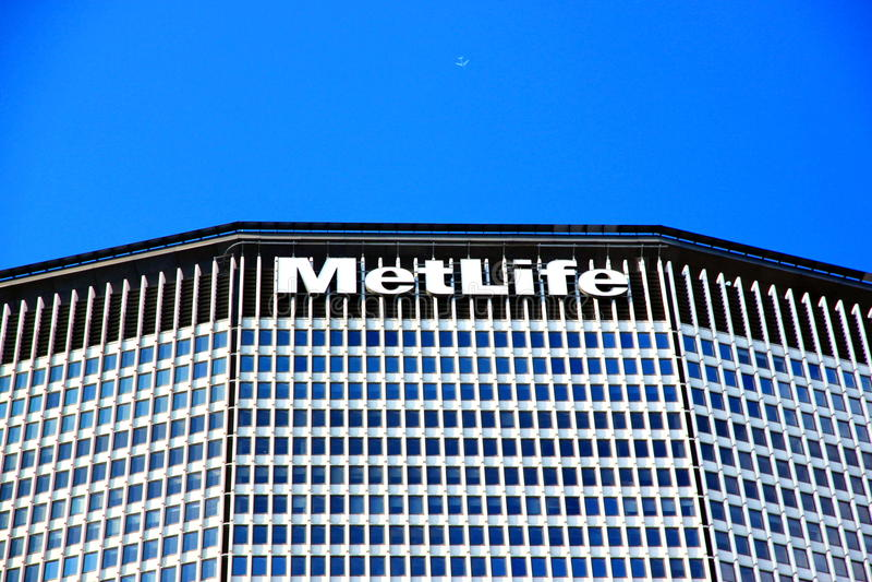 MetLife Building Editorial Photo