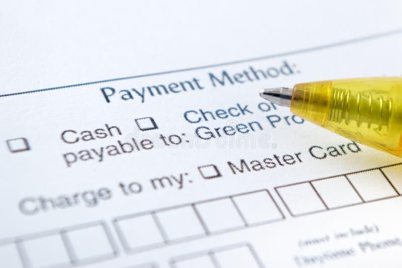 Download Metodo di pagamento immagine stock. Immagine di applicazione - 3143261