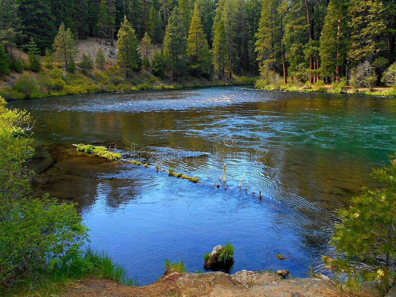 Metolius Bend stock photography