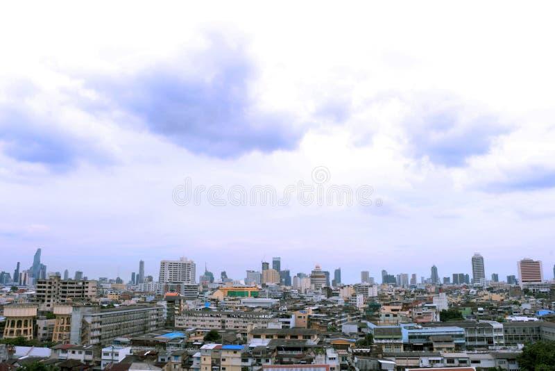 metrópoli Tailandia de Bangkok fotografía de archivo