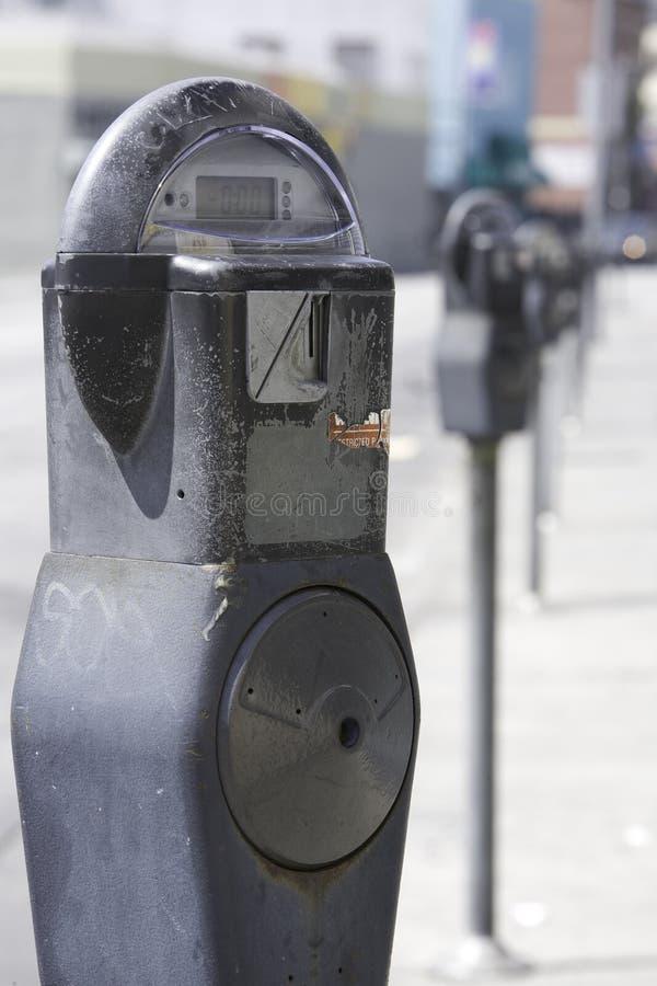 metrów 4 parkować zdjęcie royalty free