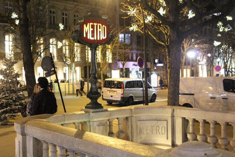 metro zdjęcia stock