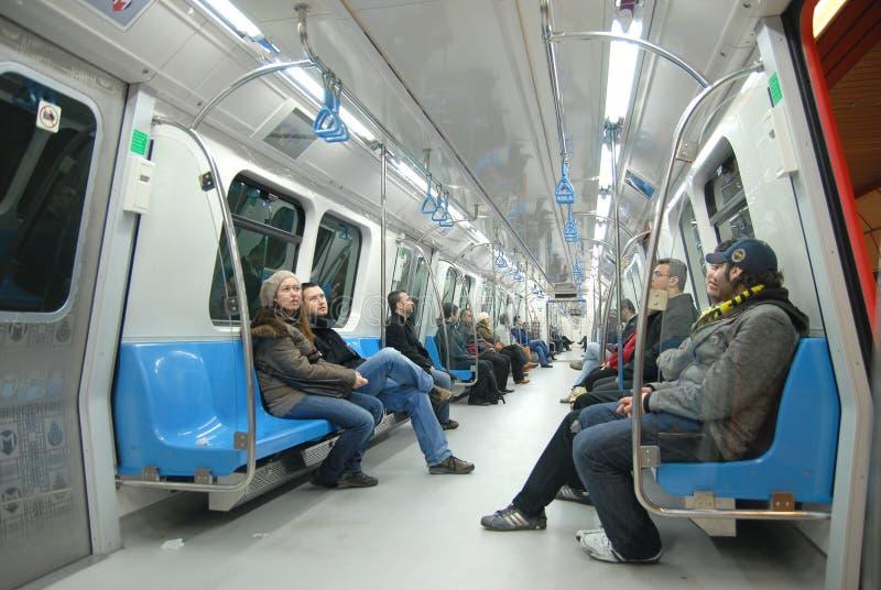 Download Metro editorial image. Image of turkey, subway, citizens - 12489900