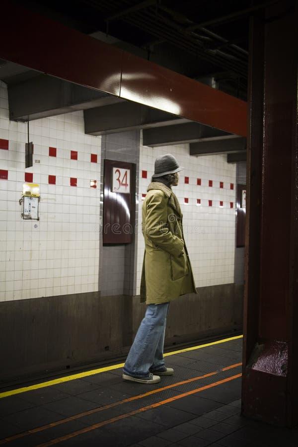 Metro imagens de stock royalty free