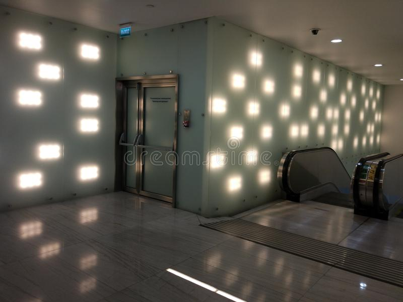 metro fotos de stock