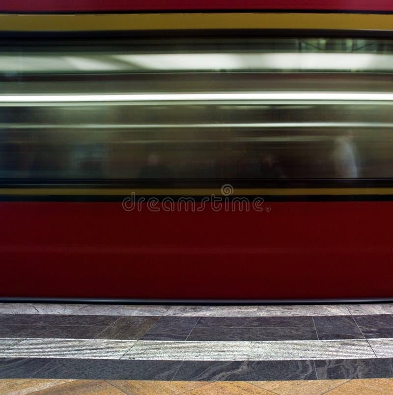 Metro royalty free stock photo