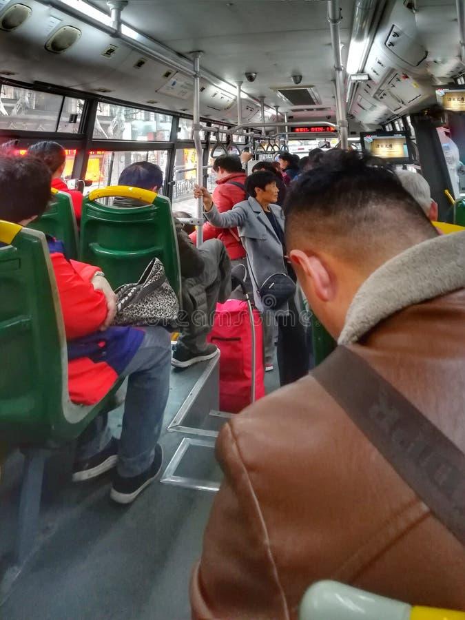METRO autobus fotografia royalty free