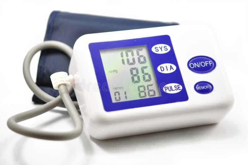 Metro di pressione sanguigna immagini stock
