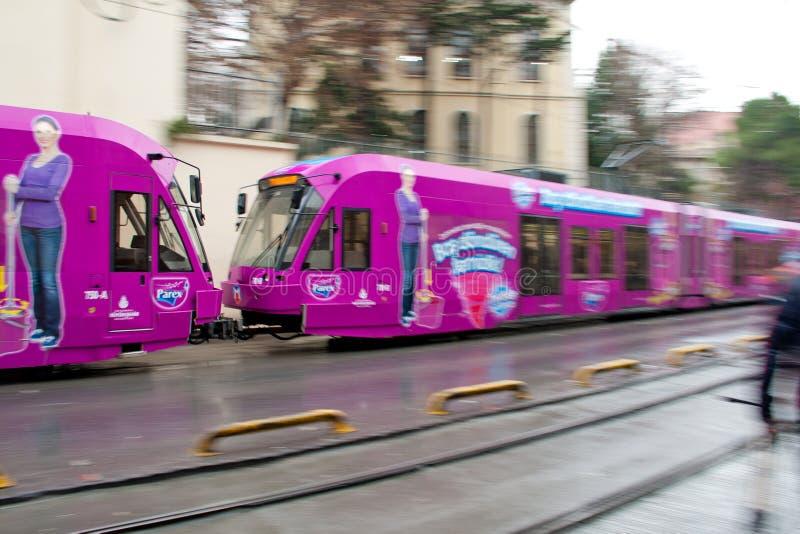 Metro Istanbuł obrazy stock