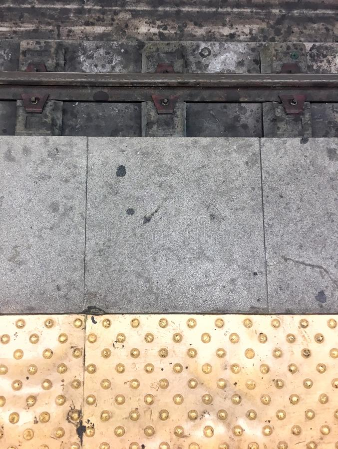 Metro linie zdjęcia stock