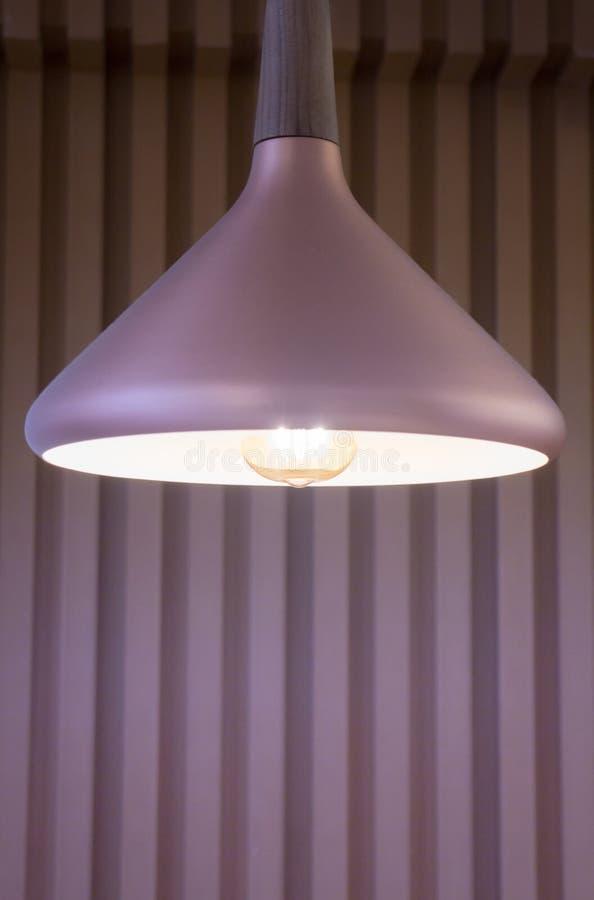 Metro luksusu światła Retro lampa obraz royalty free