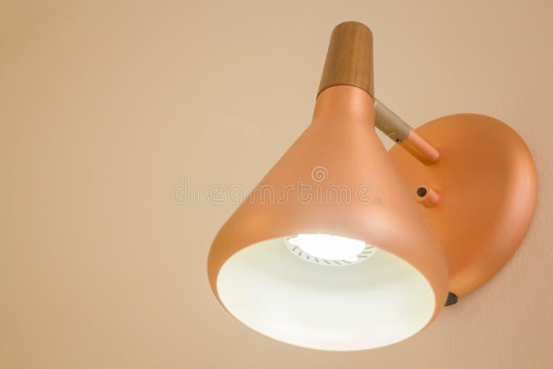 Metro luksusu światła Retro lampa zdjęcie stock