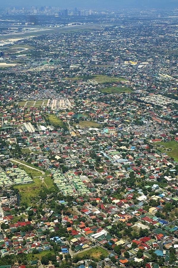Metro Manila fotos de archivo