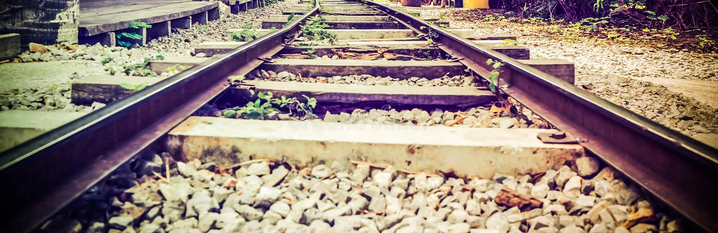 Metro na sposobie pociągiem obrazy stock