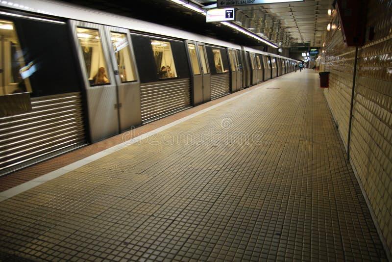 Download Metro station editorial image. Image of timpuri, construction - 27468935