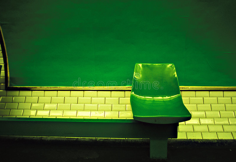Download Metro Station stock photo. Image of paris, green, color - 4177234