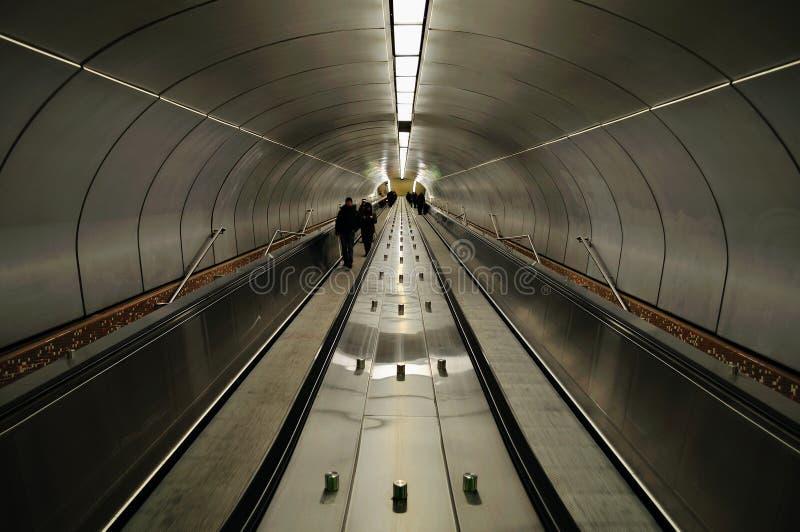 Download Metro Station Walkway Stock Photography - Image: 18064542