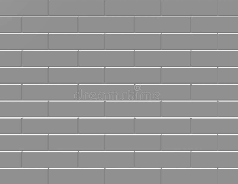 Metro tiles background royalty free illustration