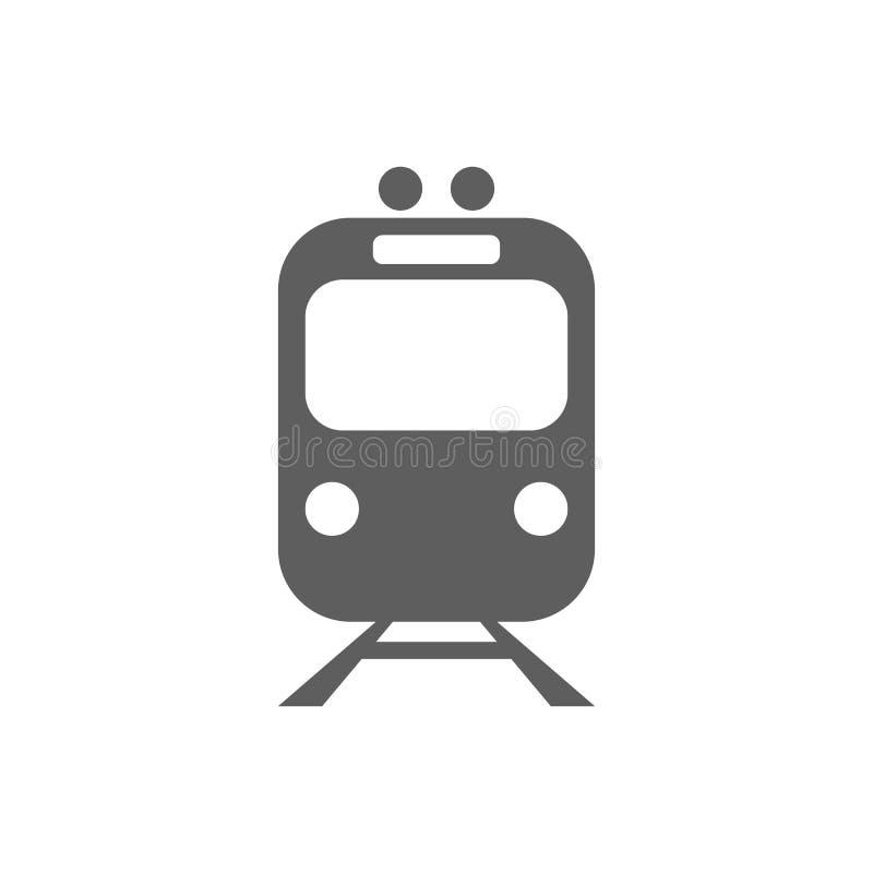 Metro, Zug stock abbildung