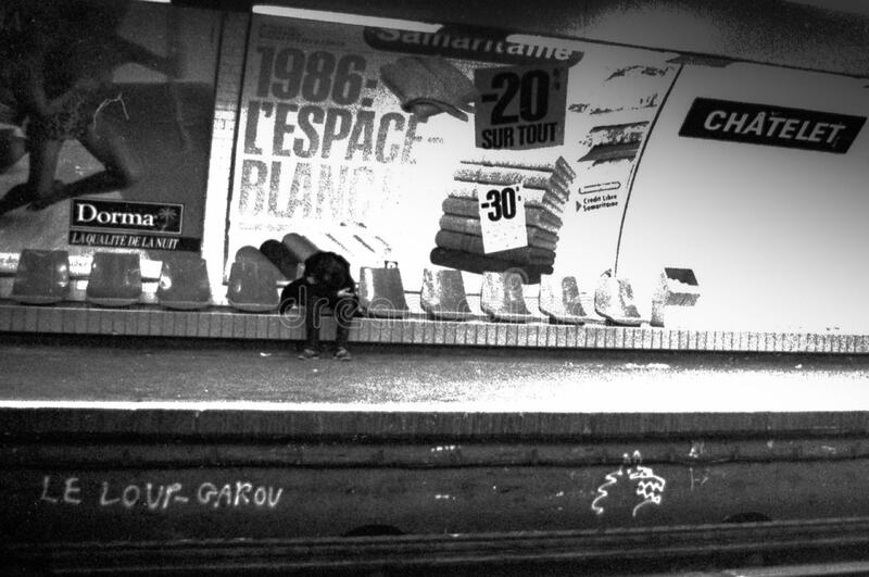 metro3 jpg photographie stock
