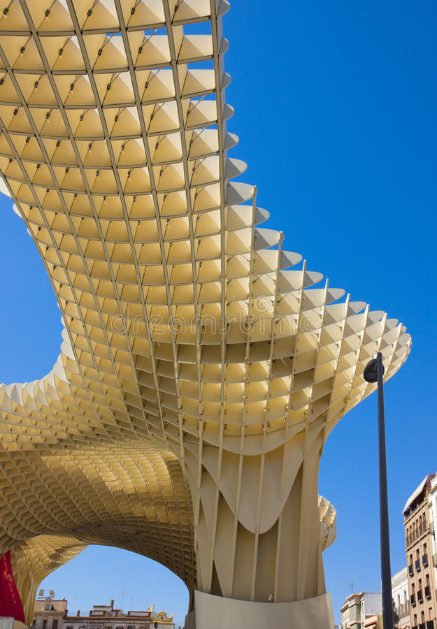 Download Metropol Parasol, Seville,Spain Editorial Stock Photo - Image: 28937123