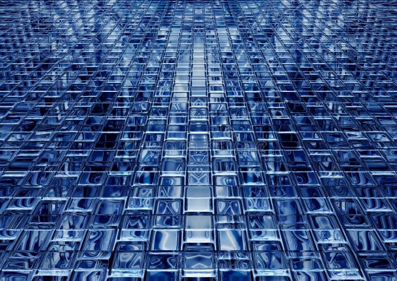Download Metropolis stock illustration. Image of lines, background - 6979515