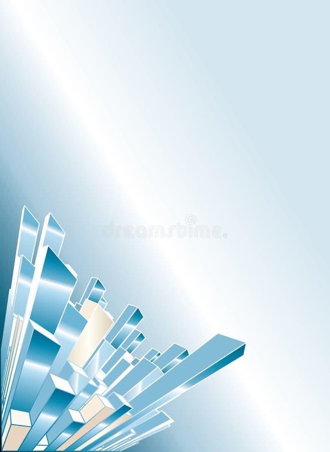 Download Metropolis stock vector. Image of metropolis, highrise - 9910766