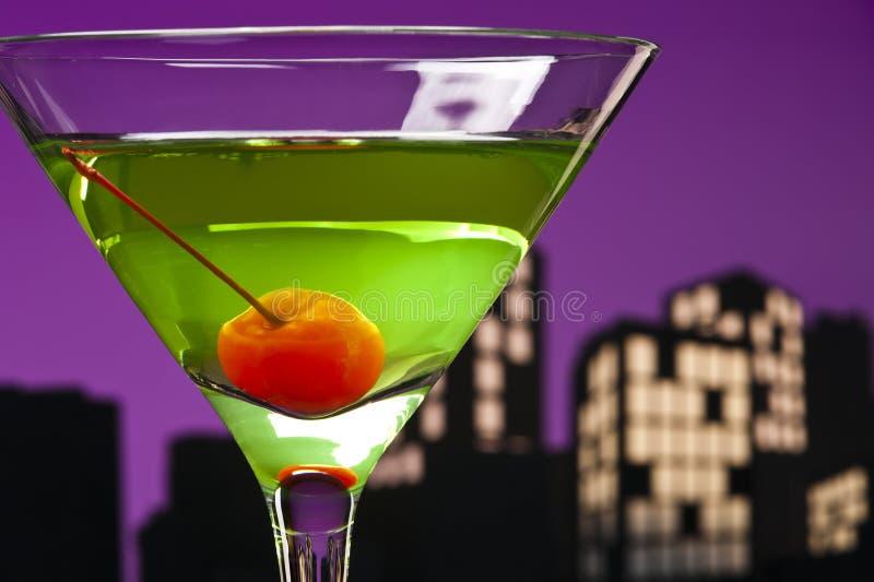 Download Metropolis Apple Martini stock photo. Image of beverage - 33234520