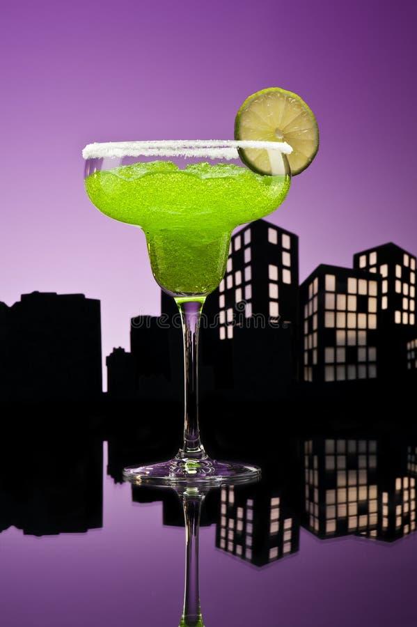 Download Metropolis Green Margarita Cocktail Stock Image - Image: 33551345