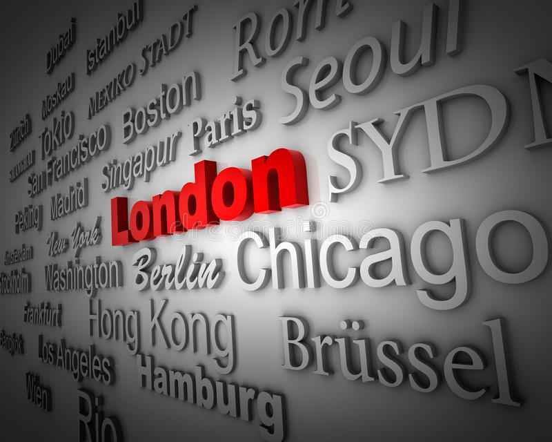 Download Metropolis London Royalty Free Stock Photo - Image: 10952285