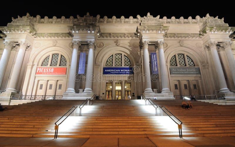 Metropolitaans Museum van Art. royalty-vrije stock fotografie