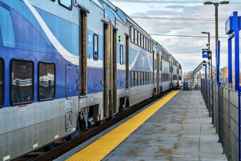 Metropolitaans Vervoersagentschap stock afbeeldingen