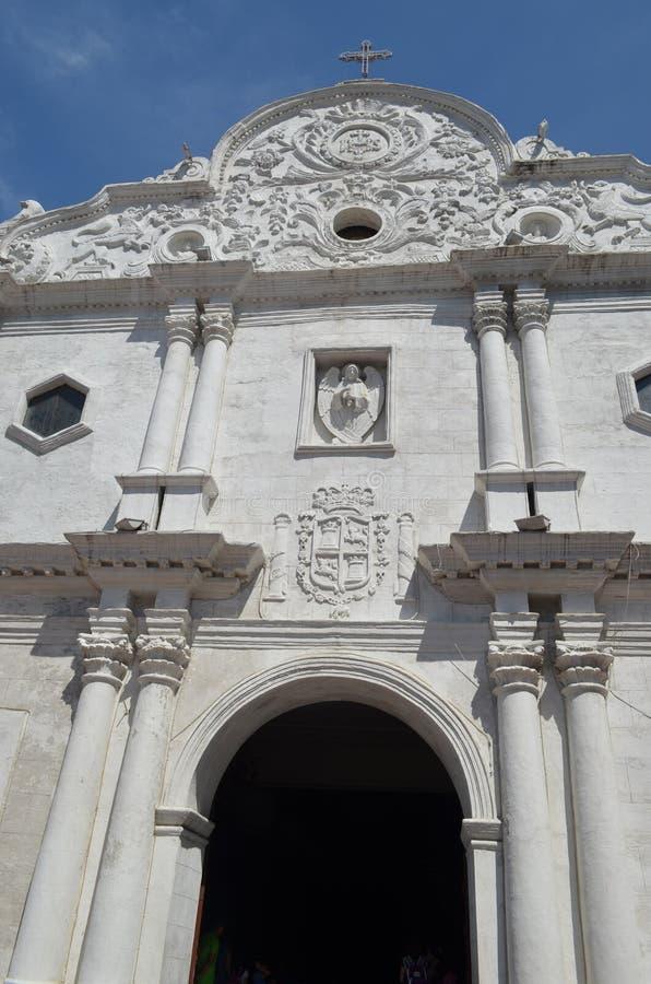 2015: Metropolitaanse de Kathedraalkerk Filippijnen van Cebu royalty-vrije stock fotografie