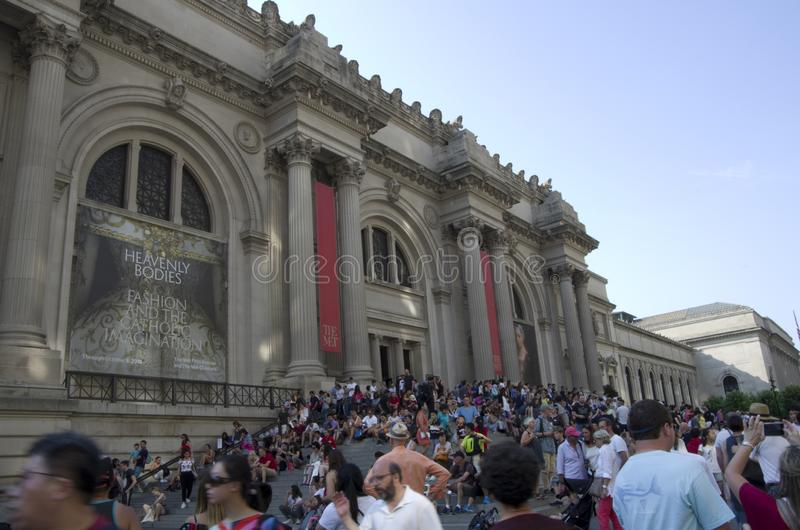 The Metropolitan Museum of Art new york royalty free stock photography