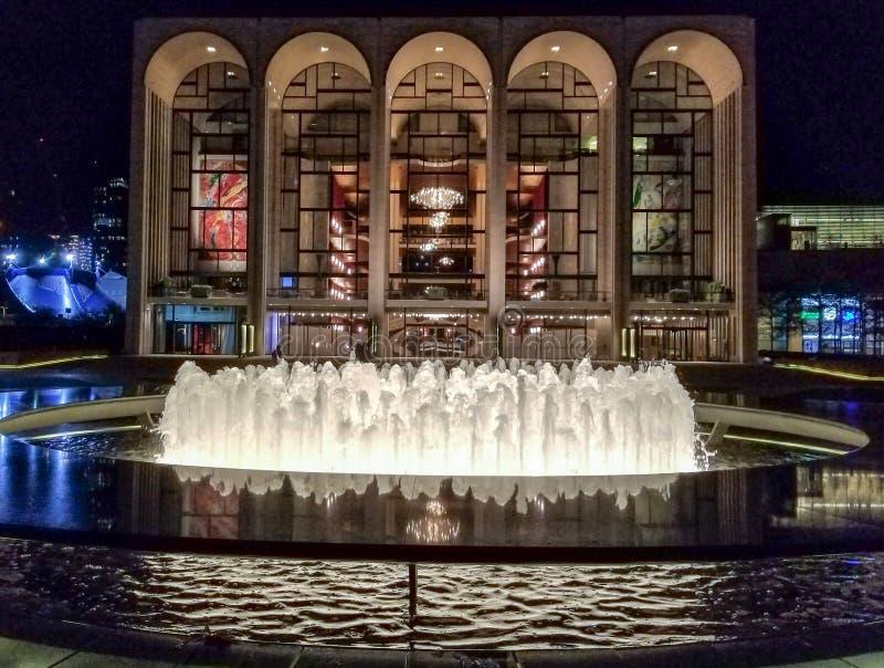 Metropolitan Opera stock fotografie