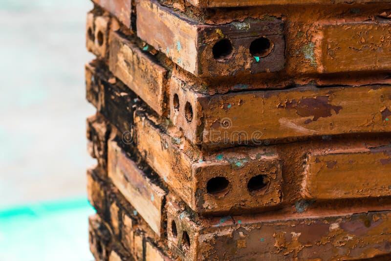 Metselwerk Lange Leeftijd royalty-vrije stock afbeelding