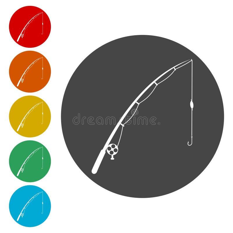 Metspö - illustration vektor illustrationer