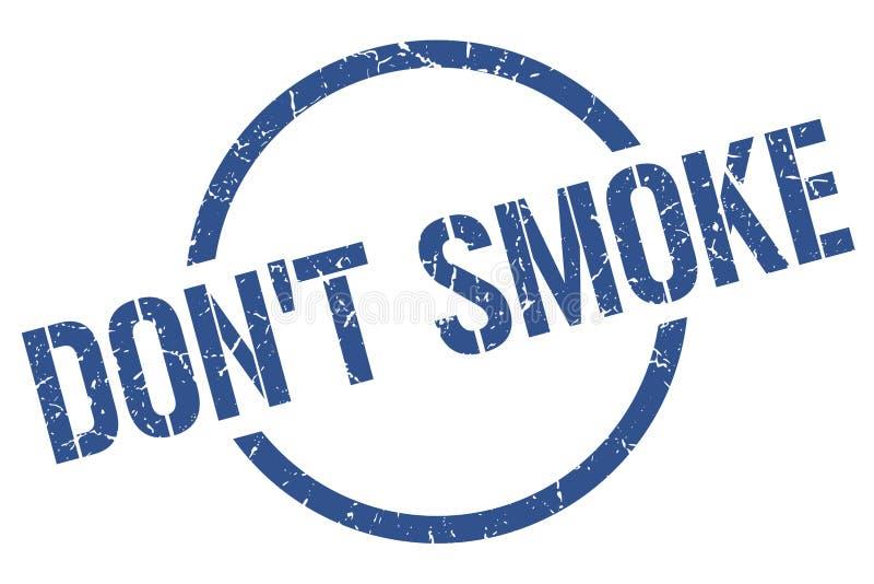 """mettez \ """"timbre de fumée de t illustration libre de droits"""