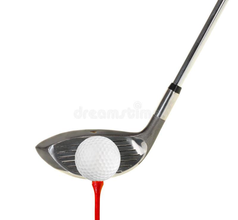 mettez bas le golf photo libre de droits