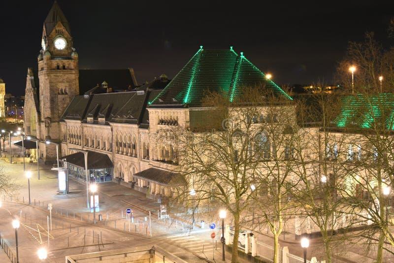 Metz images libres de droits