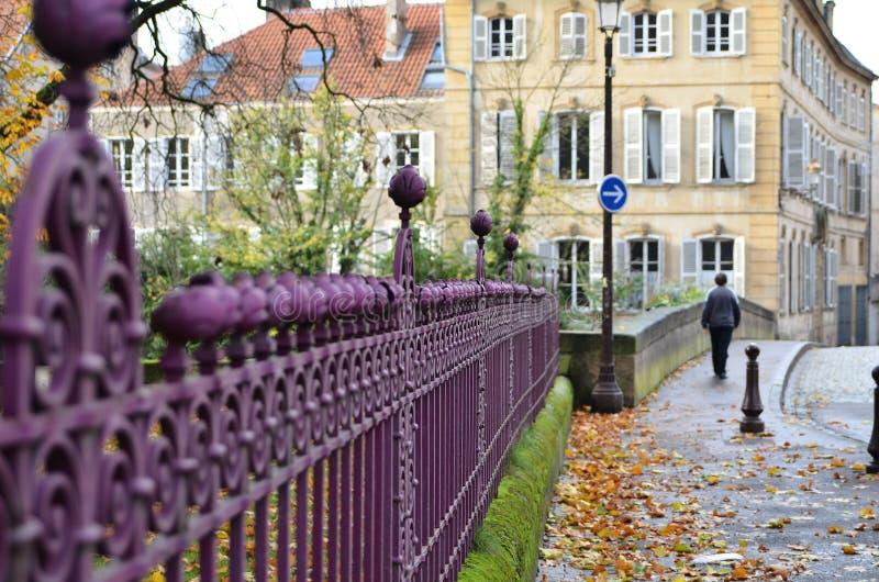 Metz fotografia stock libera da diritti