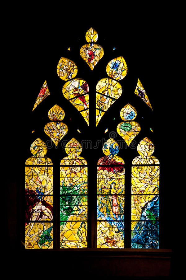 Free Metz Cathedral Royalty Free Stock Images - 25134129