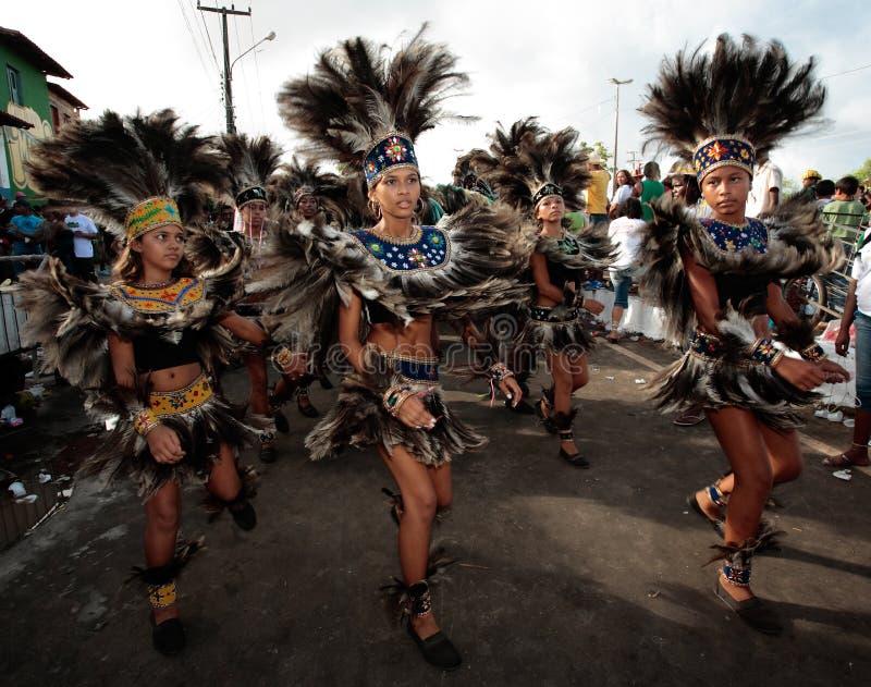 meu празднества масленицы bumba Бразилии boi стоковое фото rf