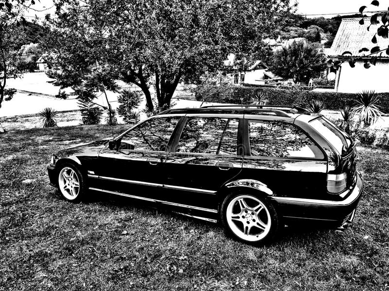 Meu carro foto de stock royalty free