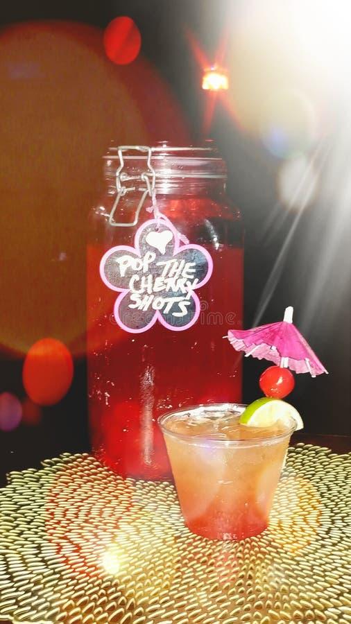 Meu cocktail favorito novo imagens de stock