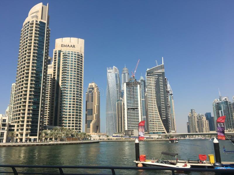 Meu Dubai luxo de Dubai, imagens de stock